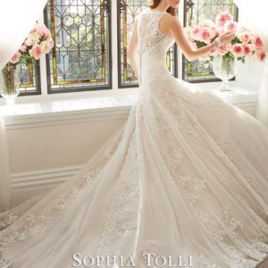 Y11641bk WeddingDresses (Small) - kopie