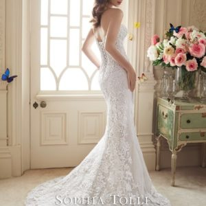 Y11652bk LaceWeddingDresses (Small)