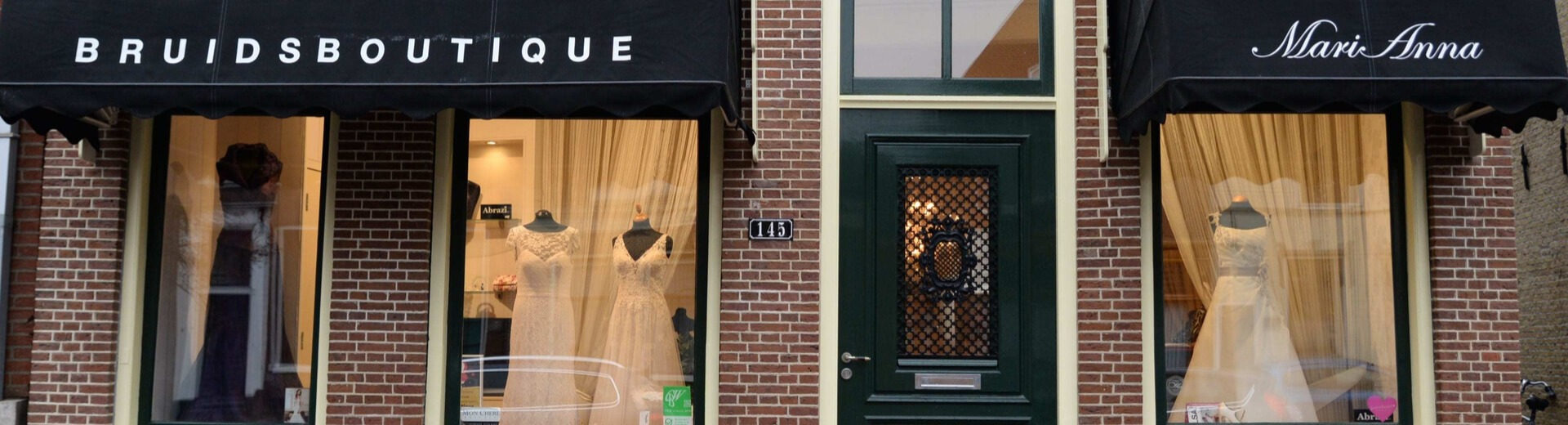 Onze bruidsmode winkel in Friesland